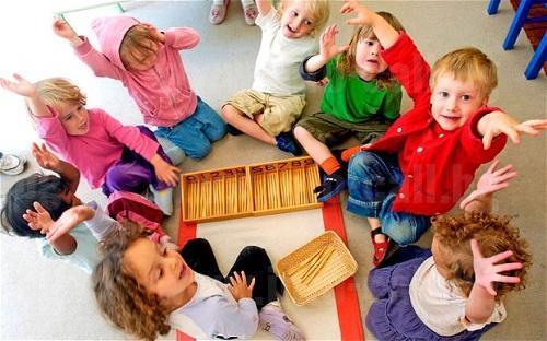 ОДЗ Детелина - Целодневна детска градина в село Огняново