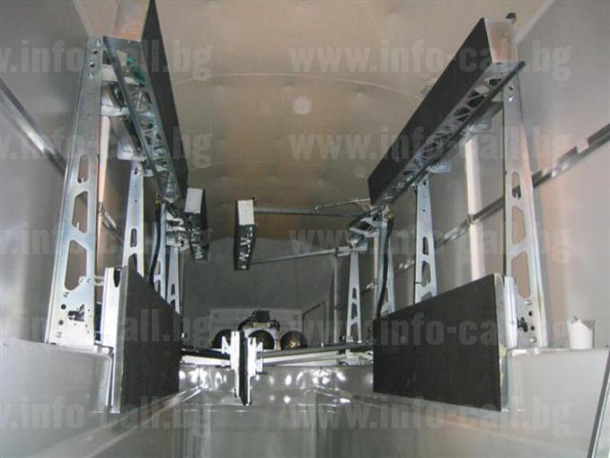 АЛЕКС РАВАЛ - Вътрешен и международен транспорт в София, Триадица