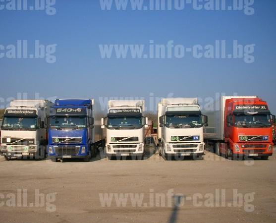 Къчевски ЕООД - Международен автомобилен транспорт Плевен