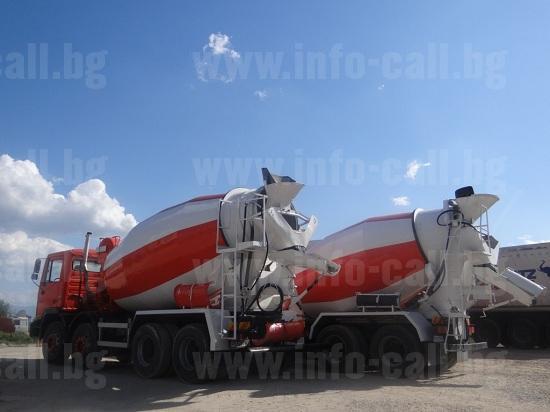 Рубикон Бетон ЕООД - Производство на бетонови изделия в Съединение