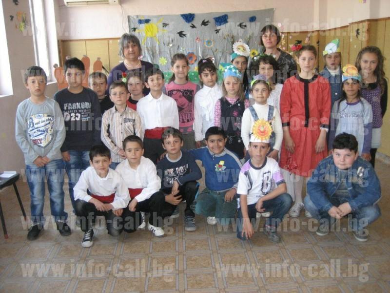 ОУ Свети Свети Кирил и Методий Жълти бряг - Основно училище в Жълти бряг, Хасково