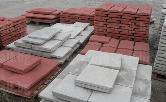 Строителни изделия - производство бетонови разтвори и изделия в Шумен