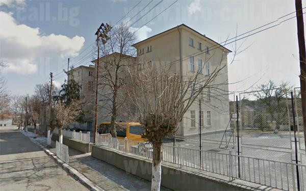 ОУ Васил Левски Тенево - Основно училище в село Тенево, област Ямбол