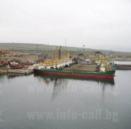 Строителен и Технически Флот АД - Хидротехническото строителство във Варна