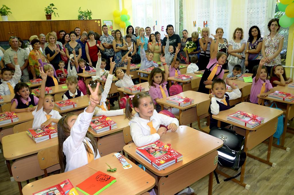 НУ Св Св Кирил и Методий Поленица - Начално училище в Поленица, Сандански