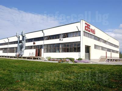 26 май - Производство детайли от стомана и чугун в Благоевград