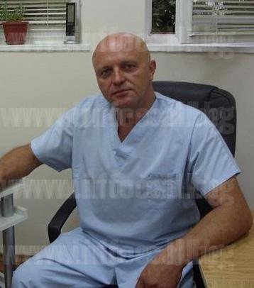 доктор Христо Георгиев - Специалист по съдова хирургия във Велико Търново