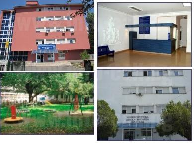 СБАЛ по детски болести - Болница за Активно Лечение на Детски болести в София, Триадица