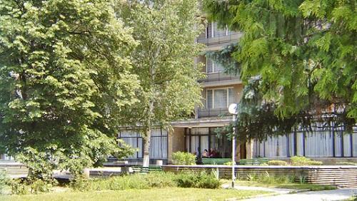 СБР Национален комплекс - Специализирани болници за рехабилитация в София, Средец