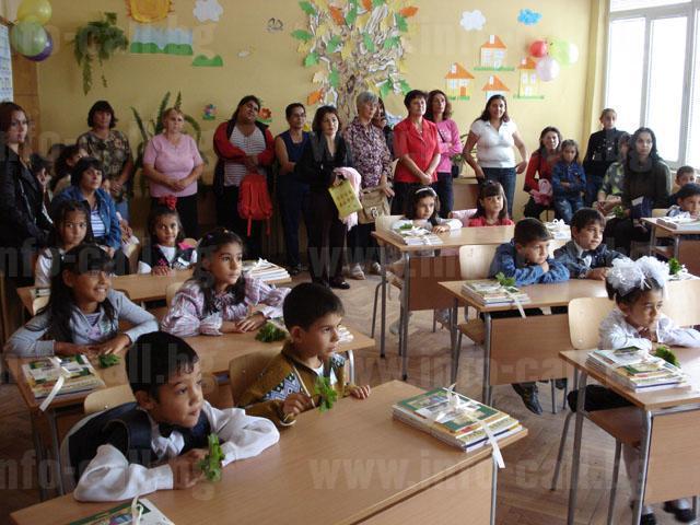 СОУ Васил Левски - Средно общообразователно училище в Долни чифлик, Варна