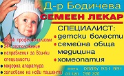 доктор Галина Бодичева