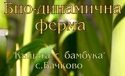Био динамична ферма Къщата с бамбука